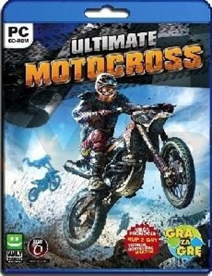 Gra na PC ULTIMATE MOTOCROSS