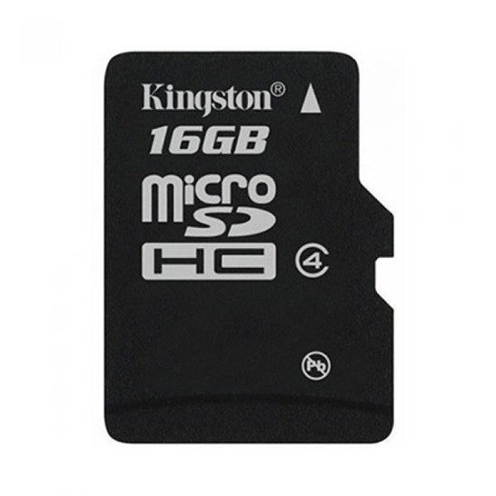 Karta pamięci Kingston Micro Secure Digital 16GB Class-4 MicroSDHC