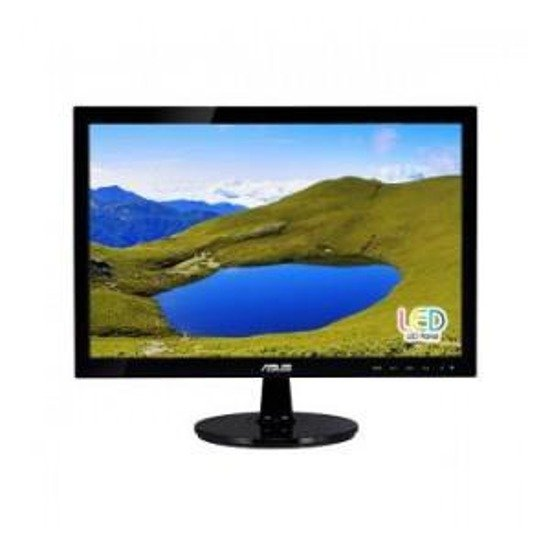 "Monitor LCD Asus 18,5"" W LED VS197N"