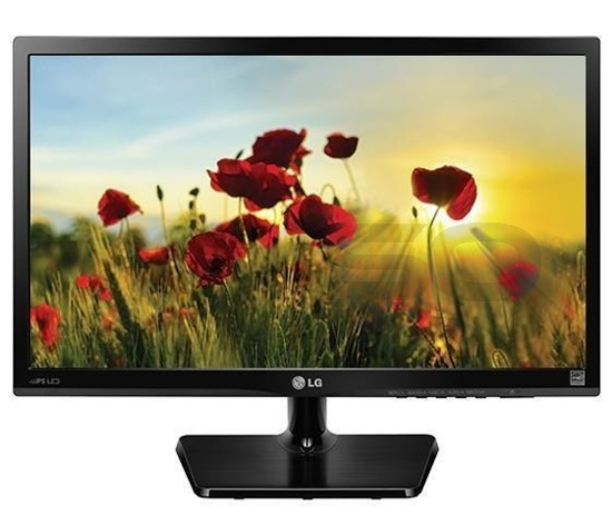 "Monitor LCD LG 23,8"" LED IPS 24MP48HQ-P, HDMI, black"