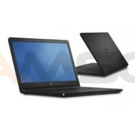 "Notebook Dell Inspiron 5551 15,6""HD/Pentium N3540/4GB/500GB/iHDG/W10 czarny"