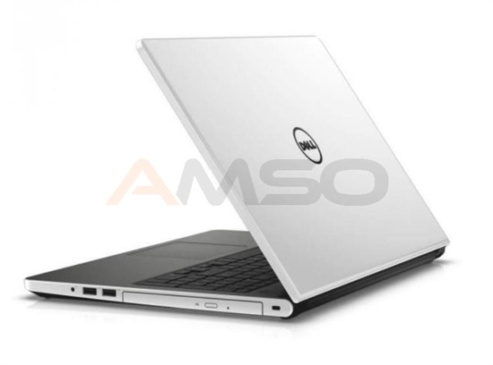 "Notebook Dell Inspiron 5558 15,6""HD/i5-5200U/4GB/500GB/GT920M-2GB/ biały"