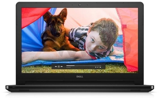 "Notebook Dell Inspiron 5558 15,6""HD/i5-5200U/4GB/500GB/iHDG/"