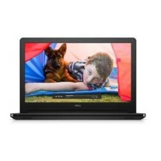"Notebook Dell Inspiron 5558 15,6""HD/i5-5200U/4GB/500GB/iHDG/W81"