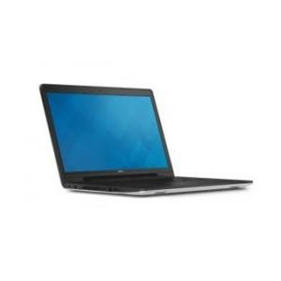 "Notebook Dell Inspiron 5749 17,3""/P3805U/4GB/500GB/iHDG/W81"