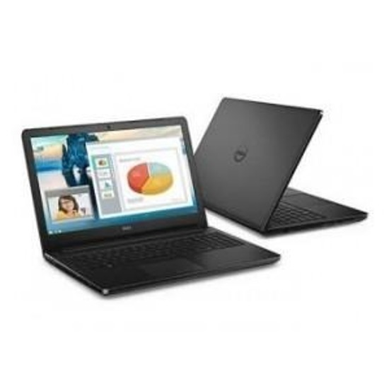 "Notebook Dell Vostro 3558 15,6""HD/i3-4005U/4GB/500GB/iHD/7PR/W81 3YNBD"