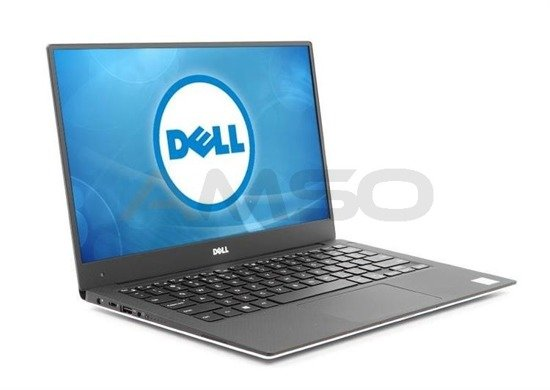 "Notebook Dell XPS 13 13,3""FHD/i5-6200U/4GB/128GB SSD/iHD/W10"