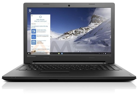 "Notebook Lenovo IdeaPad 100-15 15,6""HD/i5-4288U/4GB/1TB/iIris5100/W10"