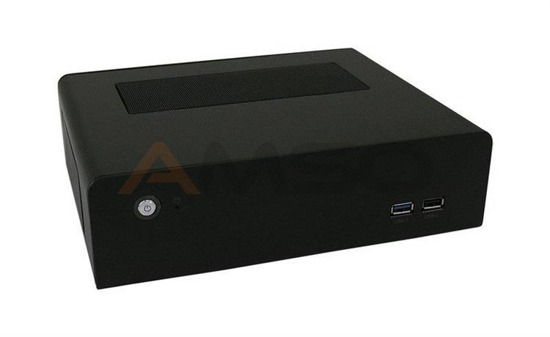 Obudowa LC-POWER LC-1510mi Mini-ITX USB 3.0 Black