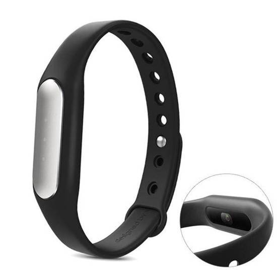 Opaska Xiaomi Mi Band 1S Pulse - NOWOŚĆ Model 2016