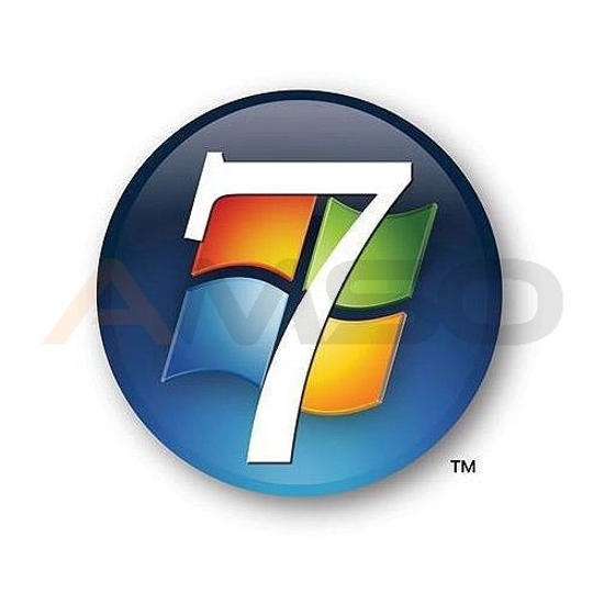 Oprogramowanie Windows 7 Professional SP1 64Bit Hungarian 1-pack OEM