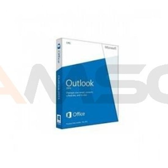 Outlook 2013 32-bit/x64 POLISH Medialess