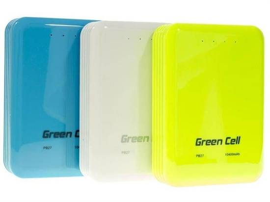 Power Bank Green Cell PB27 8200mAh