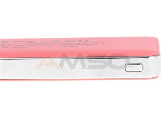 Power Bank Green Cell PB33 6000mAh niebieski