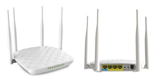 Router Tenda FH456 Wireless-N 300Mbps 1xWAN 3xLAN