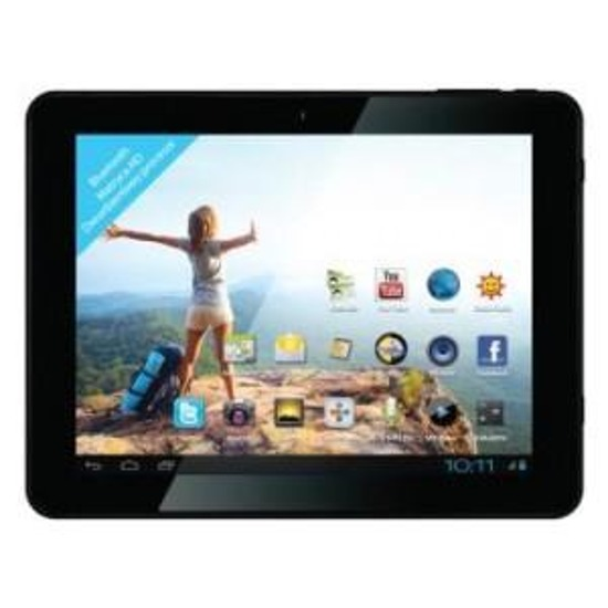 "Tablet ADAX 8JC1 8"" DC/8GB/1GB/BT/HDMI/A 4.1 - t.poserwisowy"