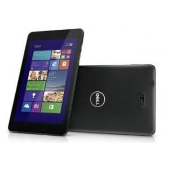 "Tablet Dell Venue PRO 8""/Z3740D/2GB/64GB/3G/W81 Office czarny"