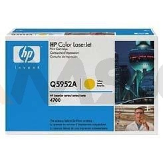 Toner HP LJ 4700A Yellow