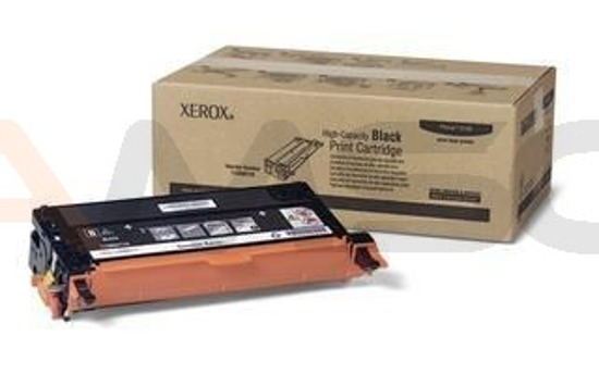 Toner Xerox Black Phaser 6180