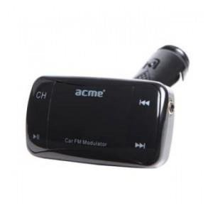Transmitter FM ACME Car Mp3 player F-100-01