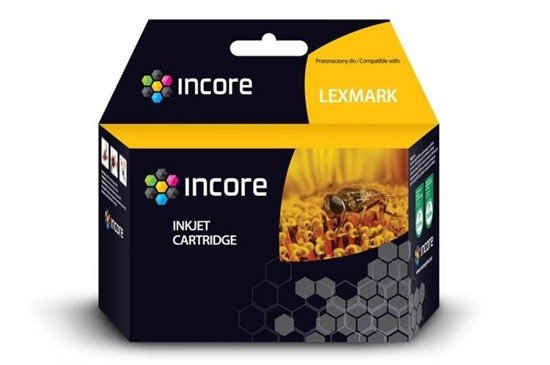 Tusz INCORE do Lexmark 34 Black (18C0034) 18ml reg.