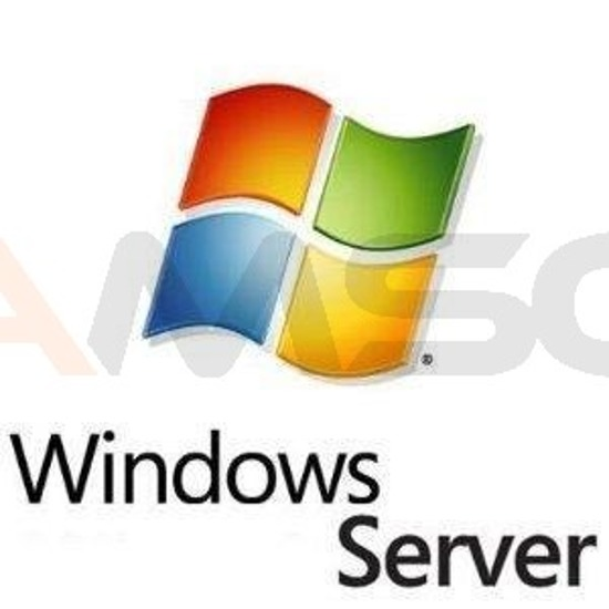 Windows Server 2008 R2 Standard w/SP1 x64 POL 1pk DSP OEI DVD 1-4CPU