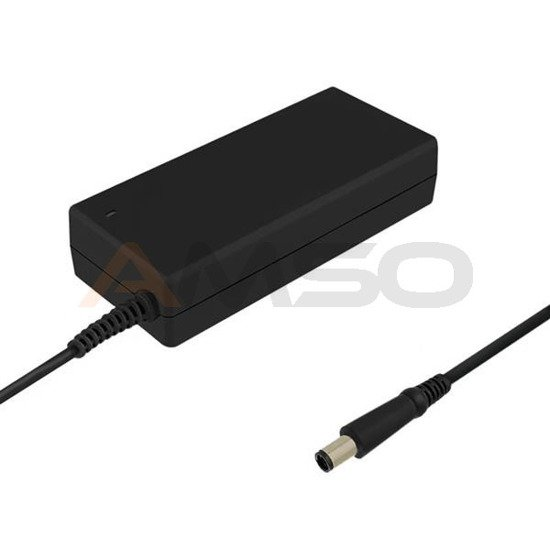 Zasilacz Qoltec do Dell 65W 19.5V 3.34A 7.4*5.0+pin