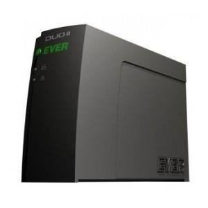 Zasilacz awaryjny UPS Ever OFF-L Duo II Pro 500VA 4xIEC USB LED Bl