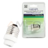 Adapter gniazda E27 na G9 ESL010 LogiLight