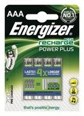 Akumulator Energizer Precharged AAA Power Plus 700mAh 4 szt. Blister
