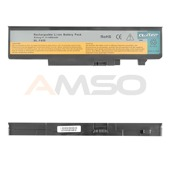 Bateria Qoltec do noteb. - LENOVO IdeaPad Y550/Y450,4400mAh,