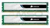 DDR3 CORSAIR 4GB (2x2GB)/1333MHz 9-9-9-24 Dual