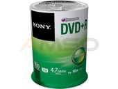 DVD+R Sony x16 4,7GB (Cake 100)