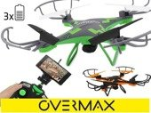 Dron Overmax 3.1 Plus, Wifi Overmax grey/green