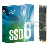 Dysk SSD Intel 600p 512GB M.2 2280 PCIe NVMe 3.0 x4 (1775/560 MB/s) Reseller Single Pack