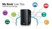 Dysk WD My Book Live Duo 8TB  Eth
