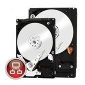 "Dysk WD WD40EFRX 4TB WD Red 64MB SATA III 3,5"" - NAS"