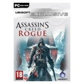 Gra ASSASSINS CREED ROGUE EXCLUSIVE (PC)