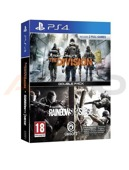 Gra COMPIL RAINBOW SIX SIEGE + THE DIVISION PCSH (PS4)
