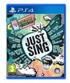 Gra Just Sing (PS4)