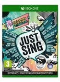 Gra Just Sing (XBOX ONE)
