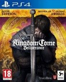 Gra Kingdom Come: Deliverance ROYAL EDITON (PS4)