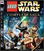 Gra Lego Star Wars The Complete Saga (PS3)