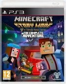 Gra Minecraft Story Mode The Complete Adventure (PS3)