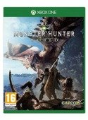 Gra Monster Hunter: World (XBOX One)