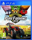 Gra Pure Farming 2018 (PS4)