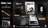 Gra RAINBOW SIX SIEGE THE ART OF SIEGE edycja kolekcjonerska (PS4)
