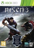 Gra Risen 3: Titan Lords - First Edition (XBOX 360)
