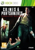 Gra Sherlock Holmes: Crimes and Punishments (XBOX 360)