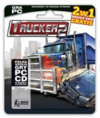 Gra na PC TRUCKER 2 - KARTA 2w1
